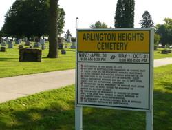 Arlington Heights Cemetery
