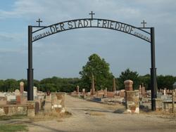 Der Stadt Friedhof Cemetery