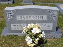Annie <i>Collins</i> Barefoot