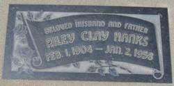 Riley Clay Hanks, Jr