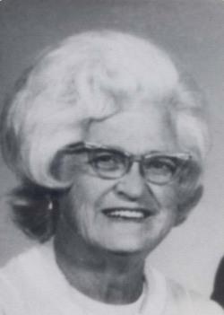 Hazel Elizabeth Gertrude <i>Haynes</i> Banta