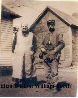 Eliza Ann Annie <i>Wishon</i> Booth