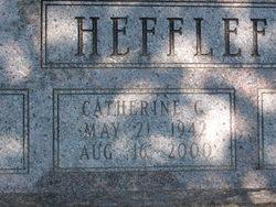 Catherine <i>Clark</i> Hefflefinger