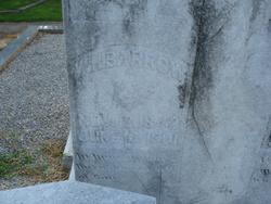 William Henry Claude Barrow