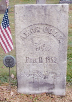 Amos Cole