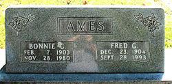 Bonnie <i>Capps</i> Ames