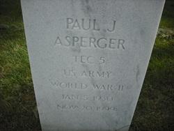 Paul J Asperger