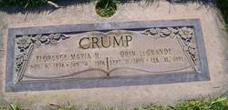 Orin LeGrande Crump