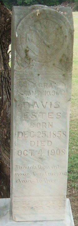 Charles Davis Estes, Jr
