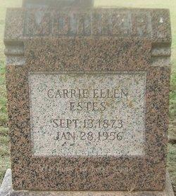 Carrie Ellen <i>Gentry</i> Estes