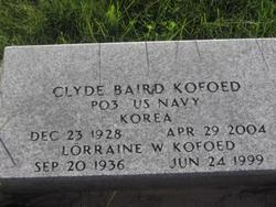 Clyde Baird Kofoed