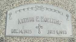 Arthur E Hoelting