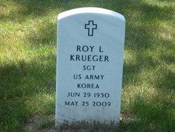 Roy Lambert Bob Krueger, Jr