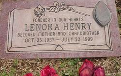 Lenora <i>Washington</i> Henry