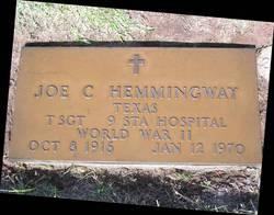 Joseph Collier Hemingway