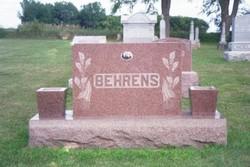 Louise <i>Schmidt</i> Behrens