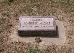Jeanette M. Ball