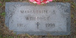 Marguerite S. Whitney