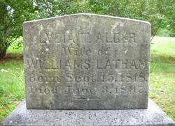 Lydia Thomas <i>Alger</i> Latham