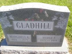 Margaret Kathryn <i>Hahn</i> Gladhill