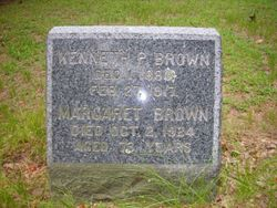 Margaret A. <i>Fagan</i> Brown