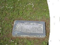 Margaret Edosia Maggie <i>Cornall</i> Templeton