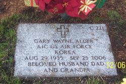 Gary Wayne Alder