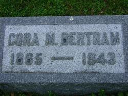 Cora M <i>McNaughton</i> Bertram