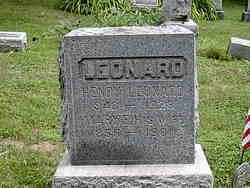 Mary Elizabeth <i>Austin</i> Leonard