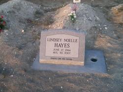 Lindsey Noelle Hayes