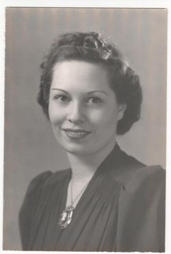 Evelyn Irene <i>Crawford</i> Adams