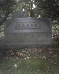 Rev Jacob W Baker