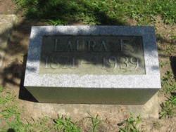 Laura E <i>Glander</i> Haston