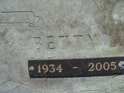 Betty Lou <i>Stewart</i> Harborth