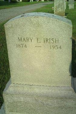 Mary E. Irish