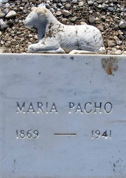 Maria Rueles <i>Pacho</i> Youtsey