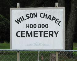 Hoodoo Cemetery