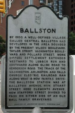 Robert Ball Family Graveyard