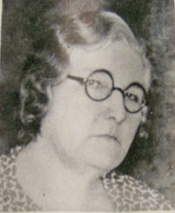 Mary Lucy <i>Chandler</i> Gellette