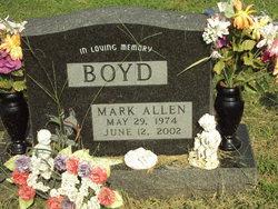 Mark Allen Boyd