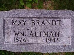 May Brandt Altman