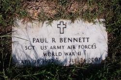 Paul R. Bennett