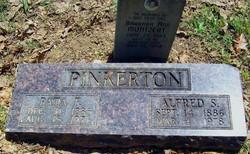 Alfred S Pinkerton