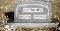 Mertie <i>Hartsough</i> Eisenhour