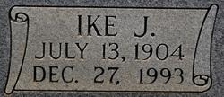 Isaac J. Ike Perry
