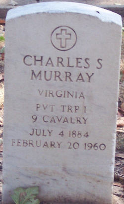 PVT Charles S Murray