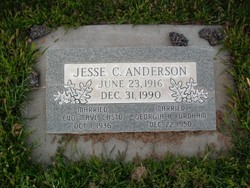Jesse Carlyle Anderson