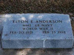 Elton Esmond Anderson