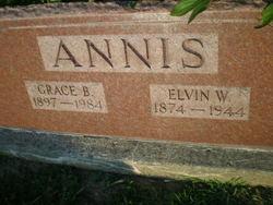 Elvin William Annis