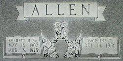 Vageline <i>Taylor</i> Allen
